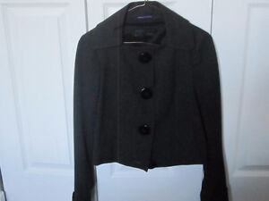 Dress Jacket - 4 buttons - lined - Size 36 (5) - New