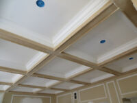 Carpentry , Crown Moulding & Trim work