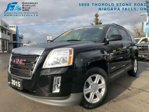 2015 GMC Terrain SLT  SUNROOF,NAV,REARCAM,REMOTE START,POWER LIF