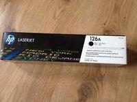 Hp laserjet 126A ink cartridge