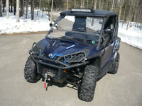can am commander 1000 limited 2012