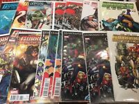 Guardians of the Galaxy marvel comics + variants groot rocket raccoon drax star lord