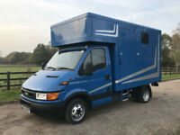 Iveco Daily 2004 Horse Box Pony Box New Fittings