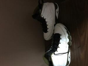 "Air Jordan 9 Retro ""Statue Liberty"""