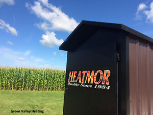 Heatmor Outdoor Wood Furnace (Outdoor boiler)