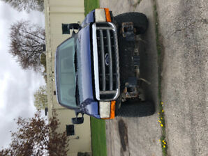 FORD  4x4 F250