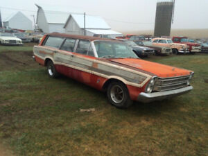 WANTED 1966 FORD COUNTRY SQUIRE/GALAXIE FASTBACK