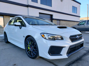 ***2018 Subaru STI Fully Loaded BRAND NEW***