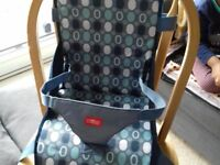 Nuby Travel Booster Seat (excellent condition)