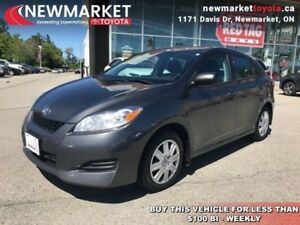 2014 Toyota Matrix 4DR WGN FWD AT  - Air - Cruise - $49.07 /Wk