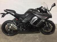 "Kawasaki Z1000SX ""63 Plate"" 2013 2014MY Great Condition"
