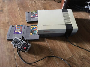 Original Nintendo and games