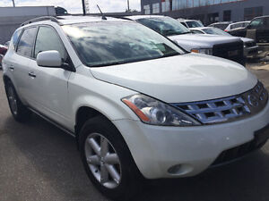 2003 Nissan Murano Suv,fully loaded,runs & looks great !