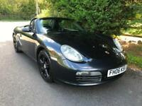 2006 PORSCHE BOXSTER 3.2 S TIP-TRONIC S SPORTS CONVERTIBLE 987