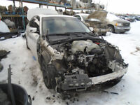 2004 545I rwd for parts only