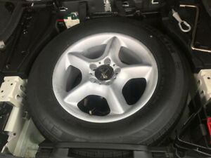 4 truck tires new condition