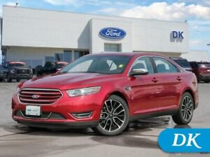 2018 Ford Taurus Limited  **Certified Pre-Owned**