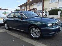 Rover 75 2.0 cdti 75800 mileage
