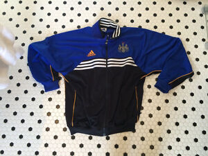 Newcastle Tracksuit Football Soccer M