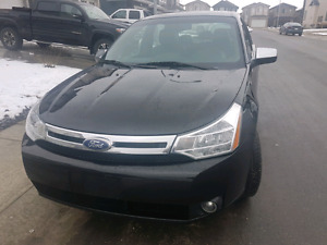 2011 Ford Focus SEL w/ only 56000km