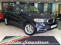 2014 BMW X5 3.0 30d SE xDrive (s/s) 5dr Diesel blue Automatic