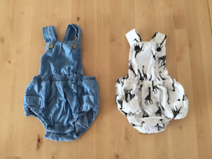 0-3 Months Girl Clothes (30 Items)