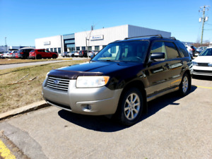 2006 Subaru Forester XS Premium Edition tout equipped