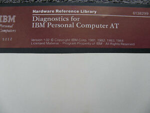 """VINTAGE IBM AND DIGITAL RESEARCH SOFTWARE ON 5 1/4"""" DISKETTES"""