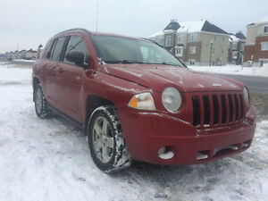 2010 Jeep Compass 67$/Sem FINANCEMENT MAISON DISPONIBLE