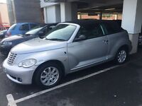 CHRYSLER PT CRUISER 2.4 TOURER CONVERTIBLE AUTOMATIC 2006