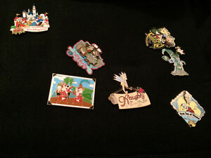 Rare & Retired Disney Trading Pins, Mickey, Minnie, Donald, Lilo Cambridge Kitchener Area image 8