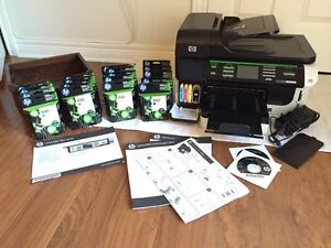 HP Officejet Pro 8500 Wireless Printer & 18 HP 940 XL CARTRIDGES