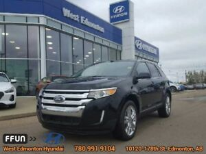 2011 Ford Edge Limited AWD  awd leather navigation dvd players s