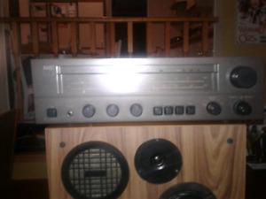 2 NAD 7020 RECEIVER PRE AMP