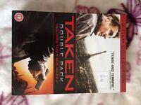 Taken(2 dvd) set