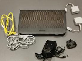 Talk talk sagecom WiFi router modem