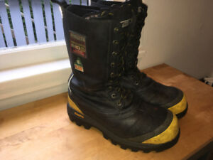 "Dakota -100 ""Rig Boss"" Safety Boots - Mens 10"