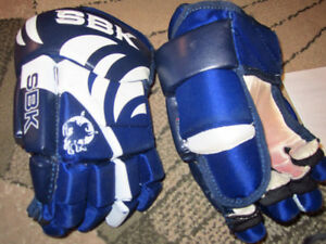 Gants de hockey enfant ou ado