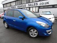 2011 Renault Scenic- Blue - Diesel - Platinum Warranty - Long MOT!