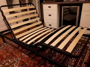 Primo Adjustable (electric) Bed Frame with Mattress - Penticton