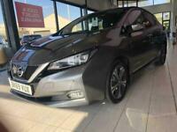 2019 Nissan Leaf Tekna 40kWh 5dr Auto Hatchback Electric Automatic