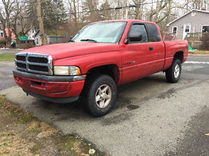 REDUCED - 1996 Dodge Power Ram 1500 Pickup Truck