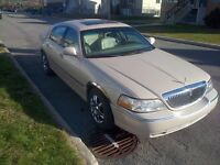 2003 Lincoln Town Car Cartier 100 000km 5500 nego   1 owner