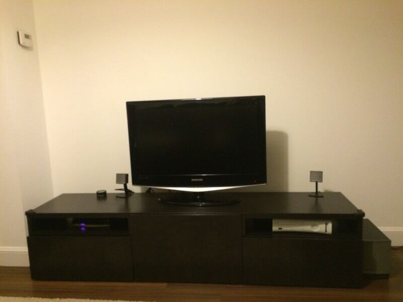IKEA Besta television bench