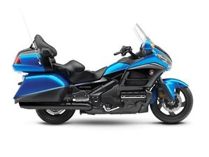 2017 Honda Gold Wing ABS Blue Metallic / Graphite Black (SE)