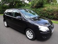 Volkswagen Polo 1.4 Tdi black colour Cheap