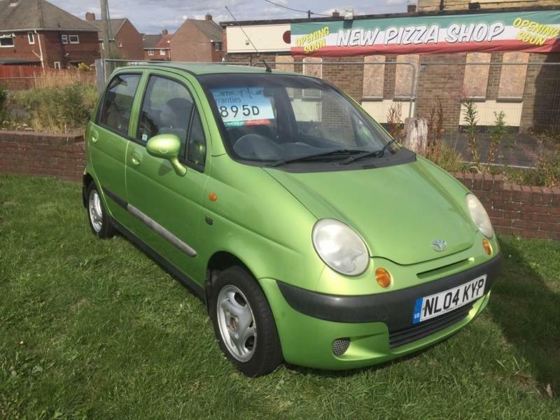 manual daewoo matiz