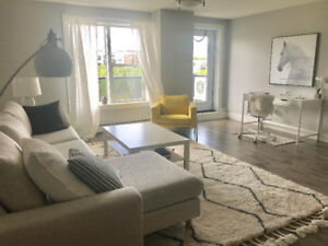 One bedroom beautifully furnished sublet!!!!!!