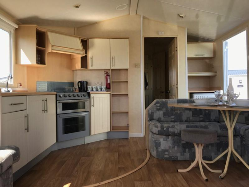 cheap 12ft wide caravan for sale at eyemouth holiday park