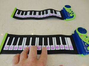 Two Brand New Roll Up Pianos -25 Key & several Features $20/each Kitchener / Waterloo Kitchener Area image 2